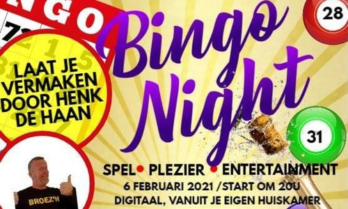 Digitale Bingo Night in Alteveer